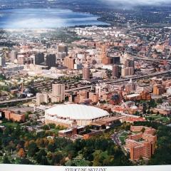 Syracuse Skyline   $25