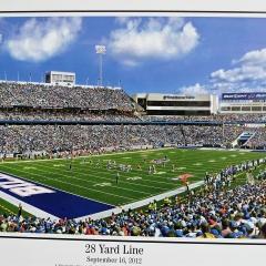 28 Yard Line   $50